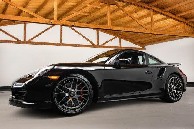 2015 Porsche 911 Turbo Coupe AWD
