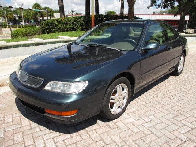 1998 Acura CL 2.3 Premium FWD