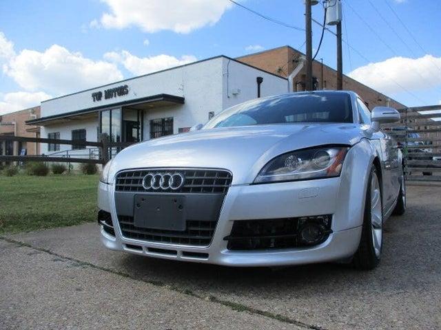 2008 Audi TT 2.0T Coupe FWD