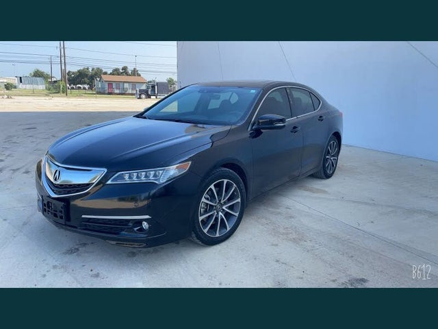 2015 Acura TLX V6 FWD with Advance Package