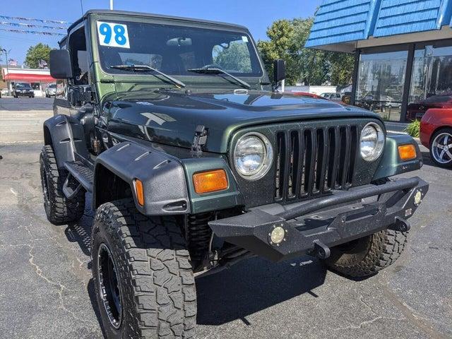 1998 Jeep Wrangler Sahara