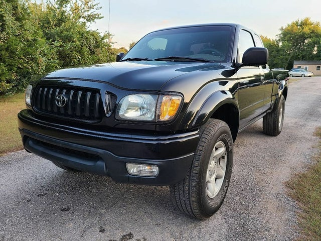 2004 Toyota Tacoma 2 Dr V6 4WD Extended Cab LB