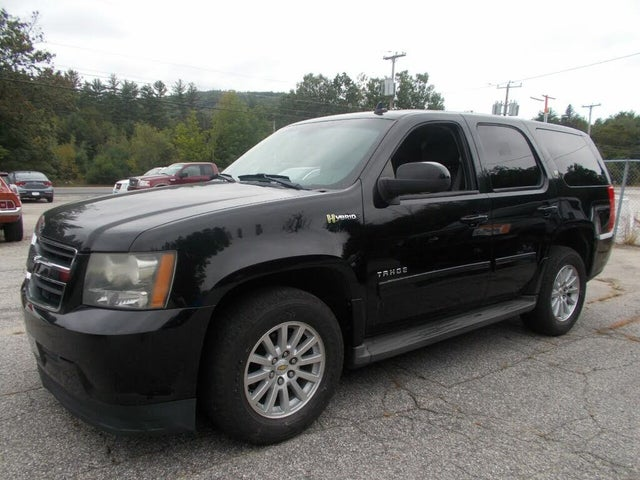 2011 Chevrolet Tahoe Hybrid 4WD