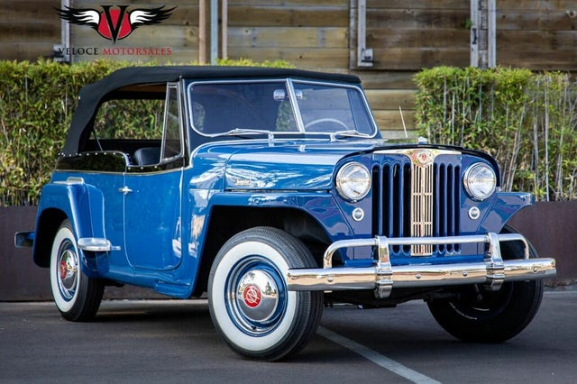 1949 Willys Jeepster RWD