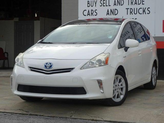 2014 Toyota Prius v Five FWD