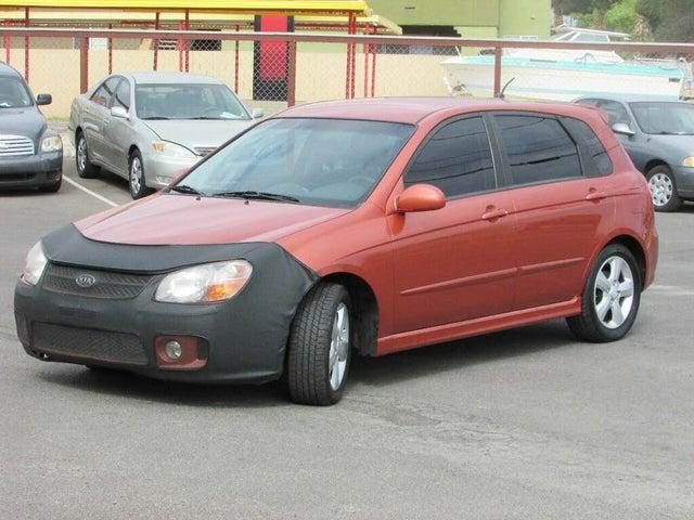 2007 Kia Spectra Spectra5 Wagon