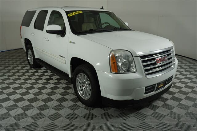 2010 GMC Yukon Hybrid 4WD