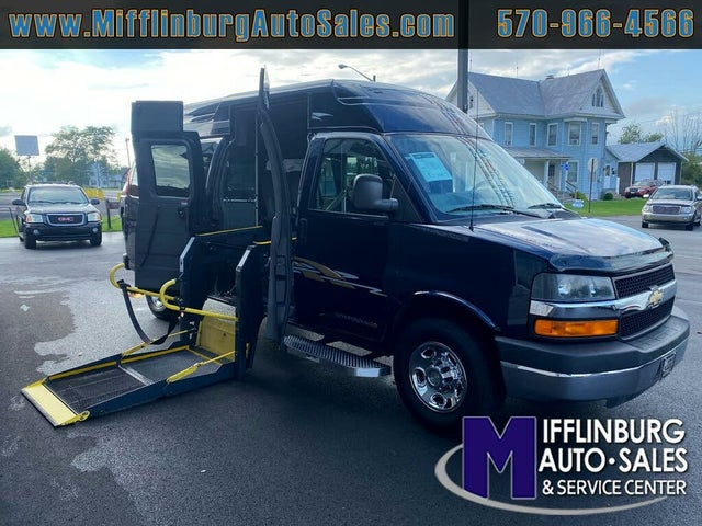 2012 Chevrolet Express 3500 1LT Extended RWD