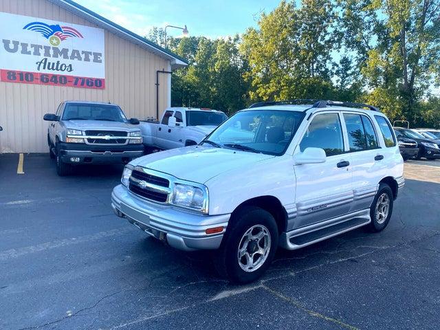 2001 Chevrolet Tracker LT 4-Door 4WD