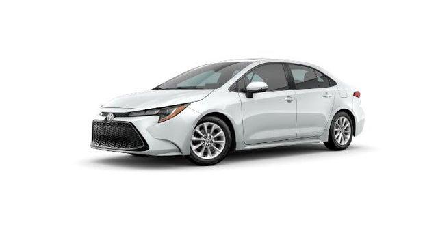 2022 Toyota Corolla SE FWD