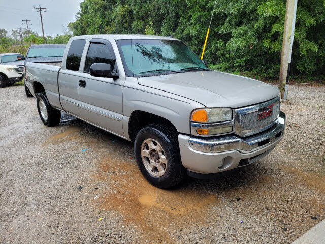2006 GMC Sierra 1500 SLE2 Extended Cab 6.5 ft. 4WD