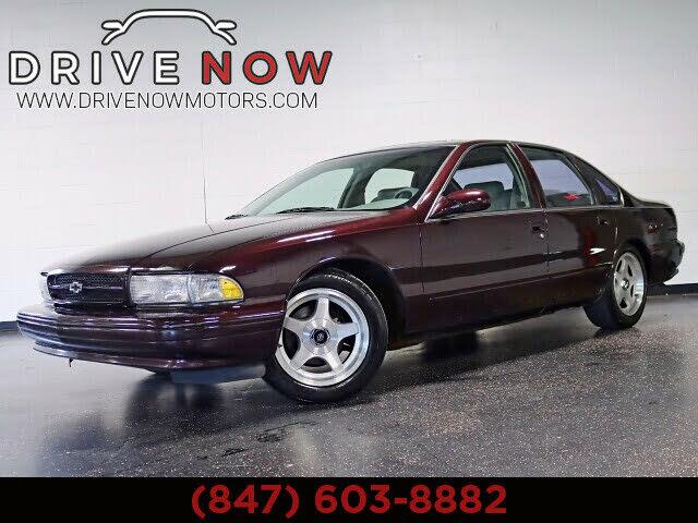 1996 Chevrolet Caprice Sedan RWD