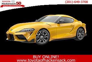 2022 Toyota Supra 2.0 RWD