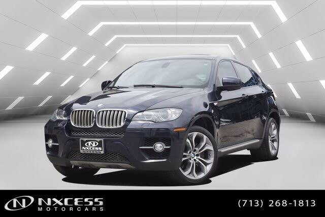 2012 BMW X6 xDrive50i AWD