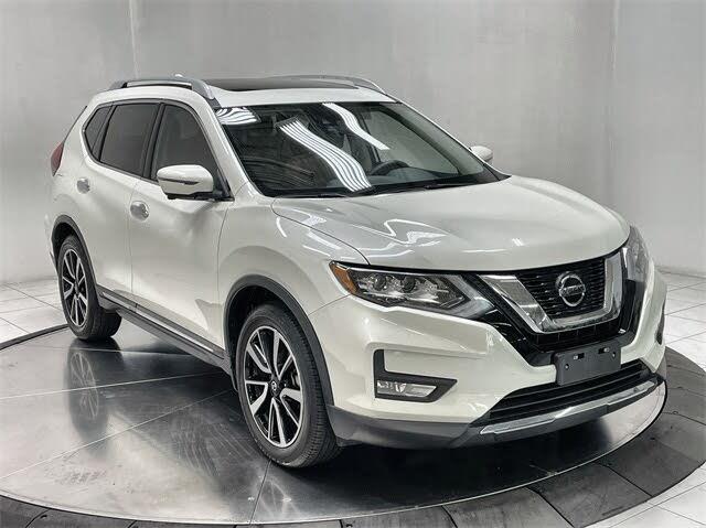 2019 Nissan Rogue SL FWD