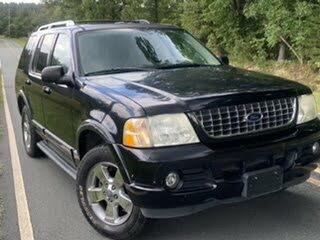 2003 Ford Explorer Limited V8 4WD