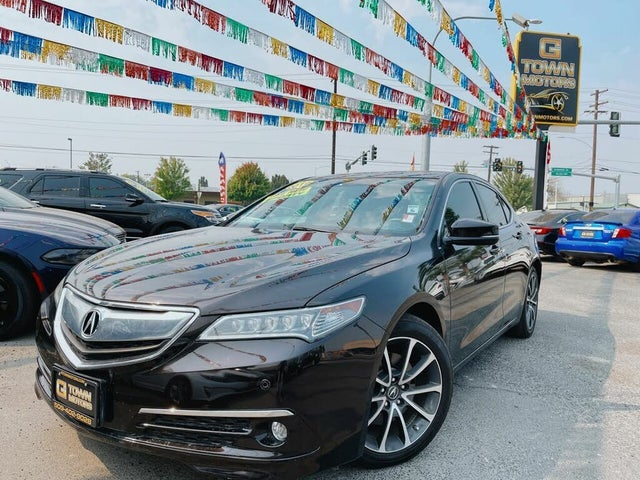 2016 Acura TLX V6 FWD with Technology Package