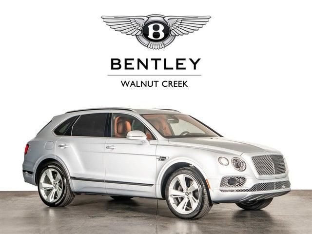 2017 Bentley Bentayga W12 AWD
