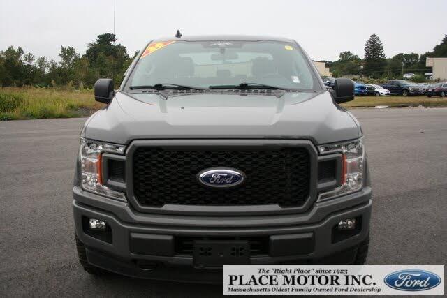 2020 Ford F-150 XL SuperCab 4WD