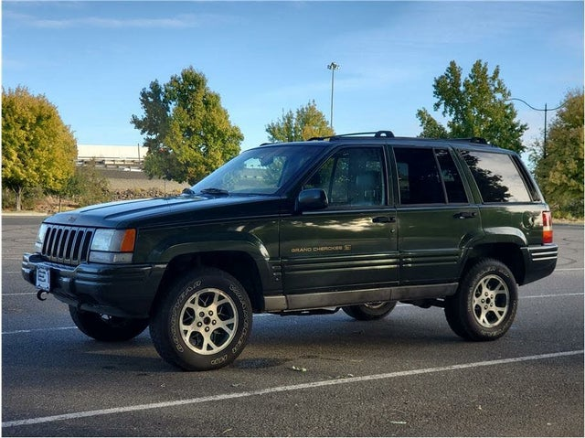1997 Jeep Grand Cherokee Orvis 4WD