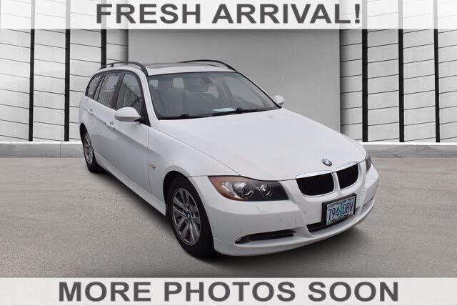 2007 BMW 3 Series 328xi Wagon AWD