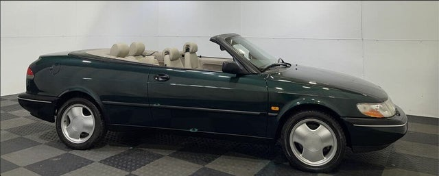 1996 Saab 900 2 Dr SE V6 Convertible