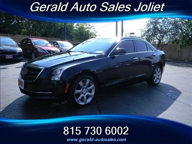 2015 Cadillac ATS 3.6L Premium AWD
