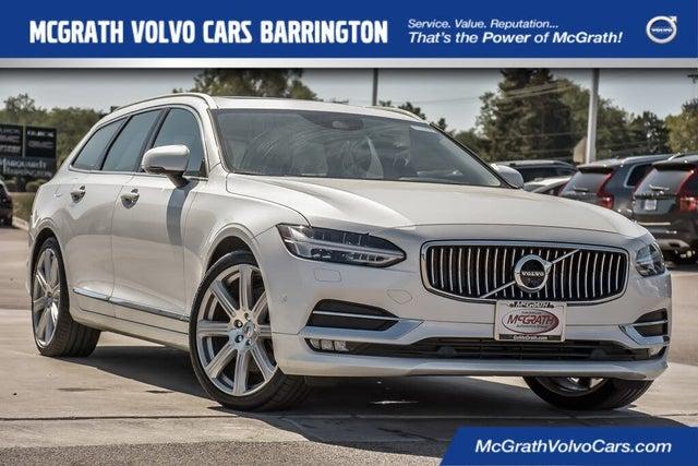 2018 Volvo V90 T6 Inscription AWD