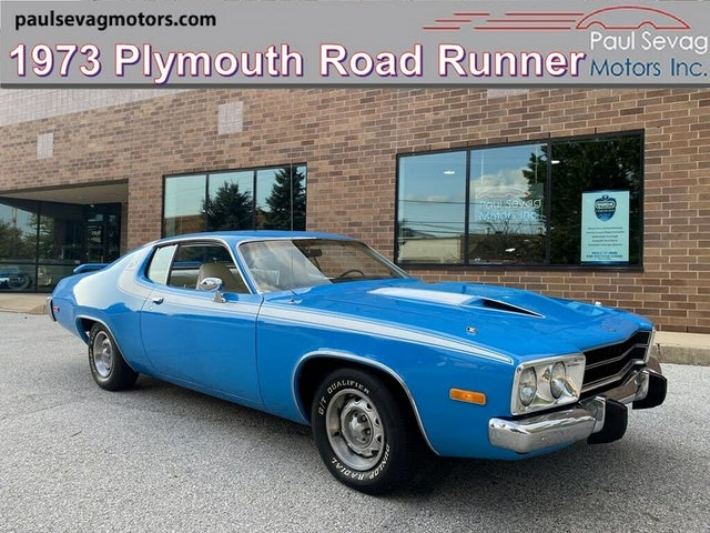 1973 Plymouth Road Runner Coupe RWD