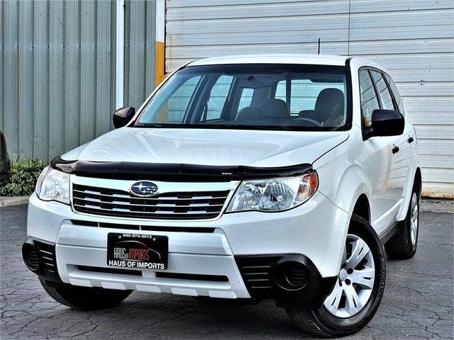 2010 Subaru Forester 2.5 X