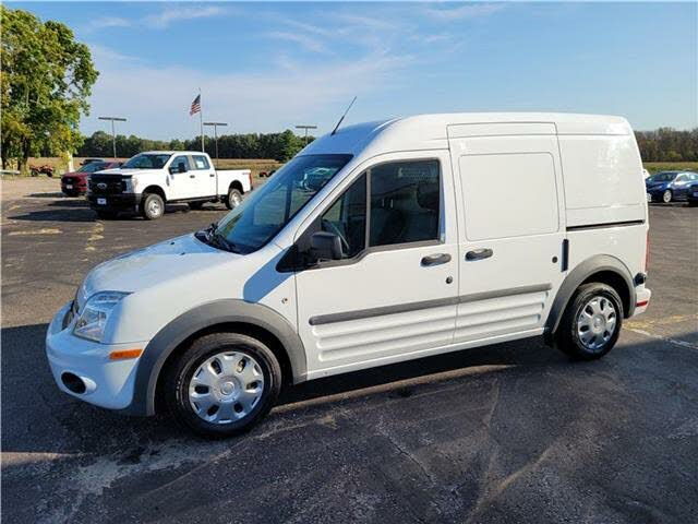 2012 Ford Transit Connect Electric Cargo Van XLT