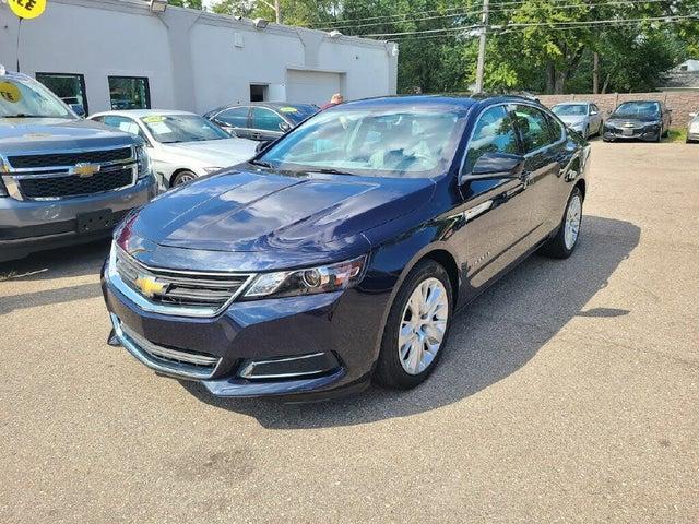 2019 Chevrolet Impala LS Fleet FWD