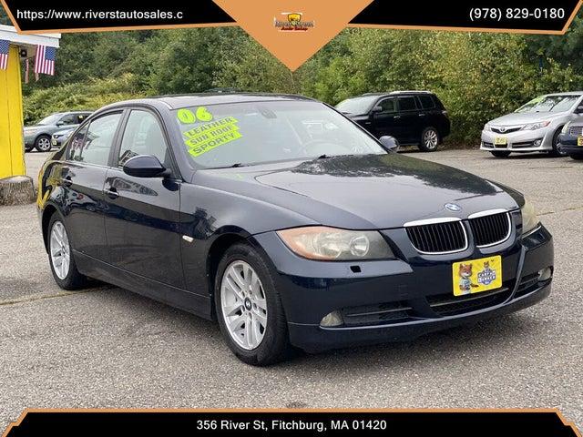 2006 BMW 3 Series 325xi Sedan AWD