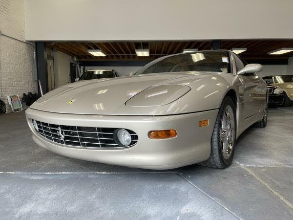 2000 Ferrari 456M GTA RWD