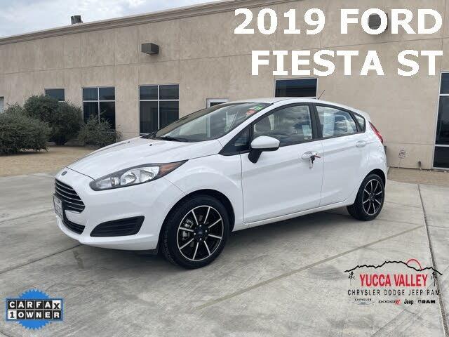 2019 Ford Fiesta ST Hatchback FWD