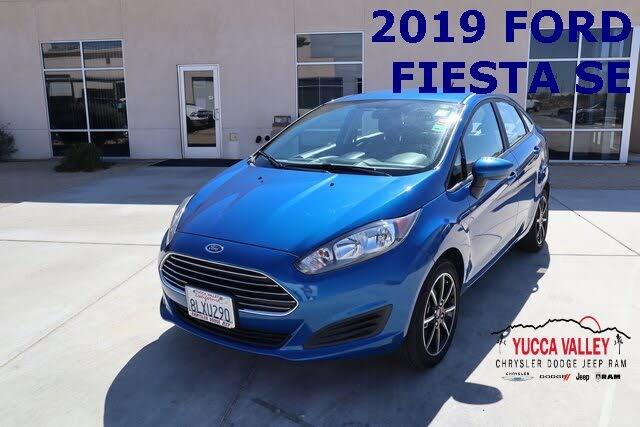 2019 Ford Fiesta SE FWD
