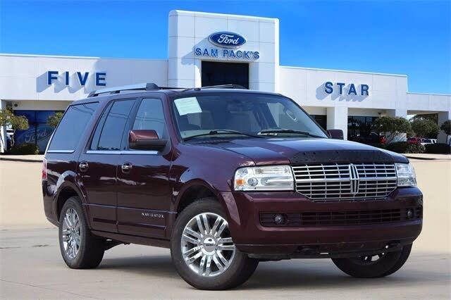 2010 Lincoln Navigator RWD