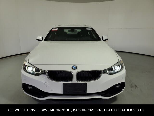 2018 BMW 4 Series 430i xDrive Coupe AWD