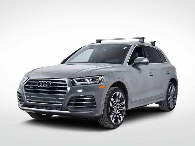 2020 Audi SQ5 3.0T quattro Premium AWD