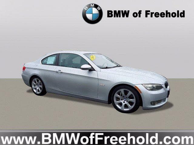 2007 BMW 3 Series 335i Coupe RWD
