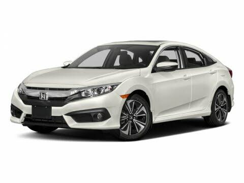 2017 Honda Civic EX-T with Honda Sensing