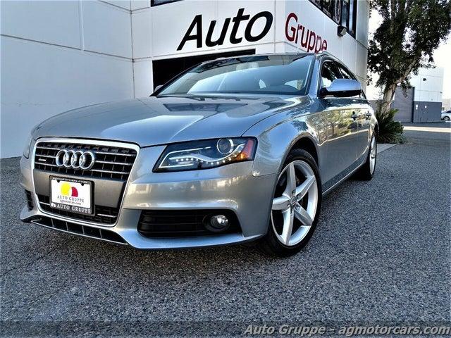 2011 Audi A4 Avant 2.0T quattro Premium Plus AWD