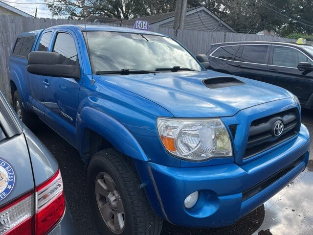 2007 Toyota Tacoma PreRunner Access Cab V6