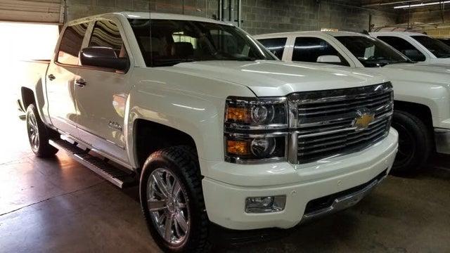2014 Chevrolet Silverado 1500 High Country Crew Cab RWD