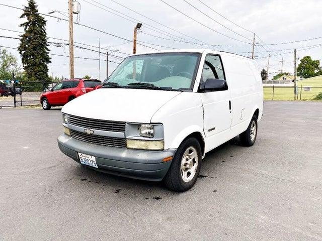 2002 Chevrolet Astro Cargo Extended RWD