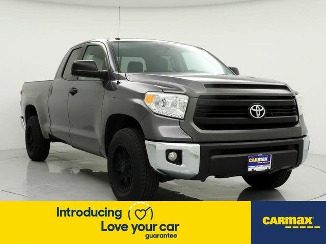 2017 Toyota Tundra SR5 Double Cab 5.7L