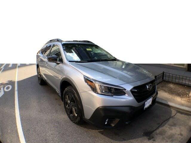 2020 Subaru Outback Onyx Edition XT AWD