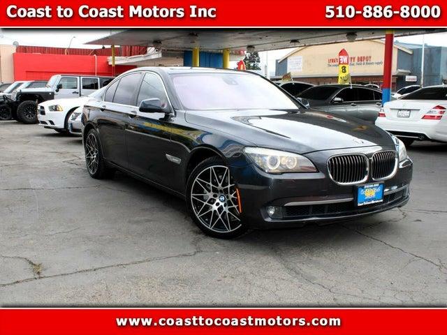 2011 BMW ActiveHybrid 7 750i RWD