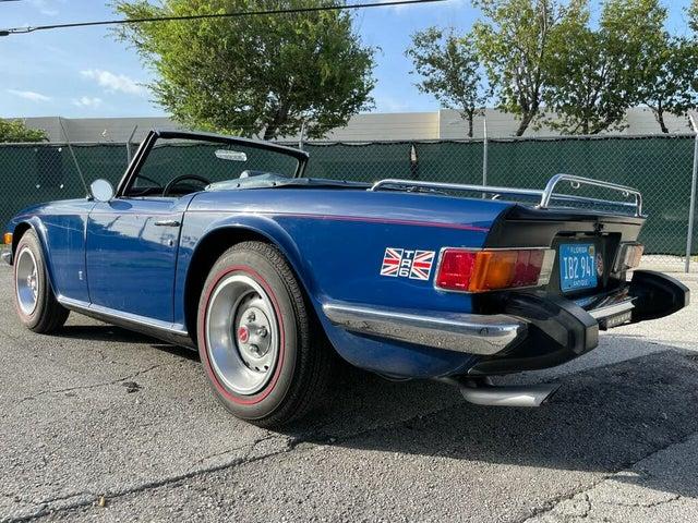 1975 Triumph TR6 RWD