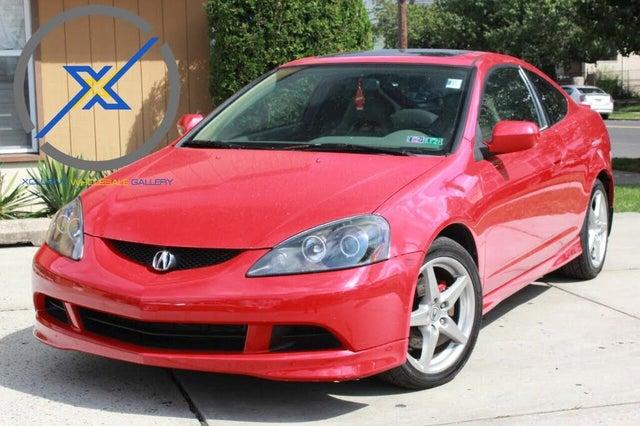2005 Acura RSX Type-S FWD